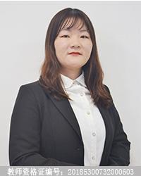 昆明高中英语教师罗银江