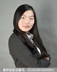 大理高中英语教师张晓丽