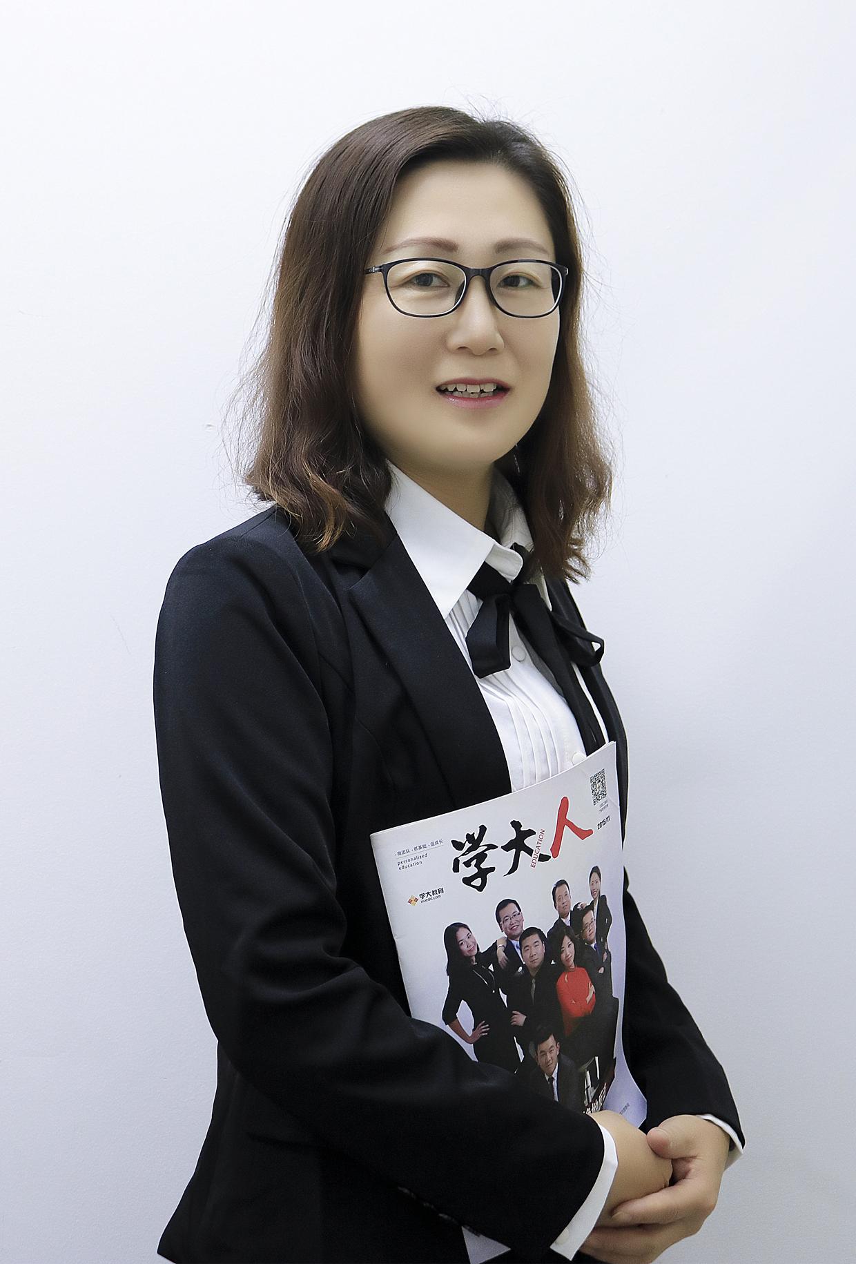 高中老师-高中物理老师_赵春红