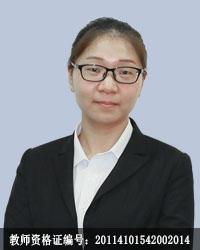 郑州高中英语教师郝小艳