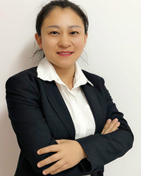 吉林高中英语教师朱莹
