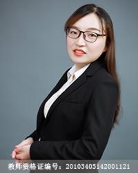 合肥高中数学教师张敬